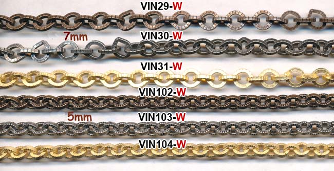 Vintage Chains Limited Supply